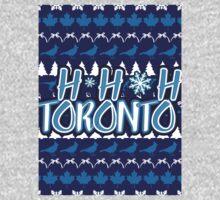 Ho Ho Ho, Toronto One Piece - Long Sleeve
