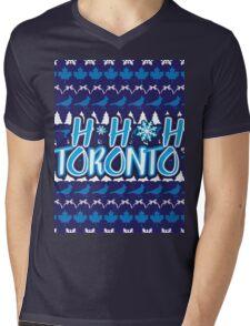 Ho Ho Ho, Toronto Mens V-Neck T-Shirt