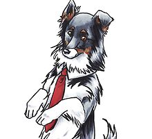 Mr. Collie by WeileAsh