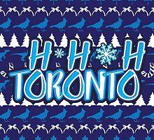 Ho Ho Ho, Toronto by lawleypop