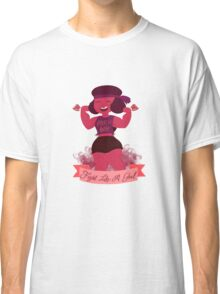 Fight Like A Girl Classic T-Shirt