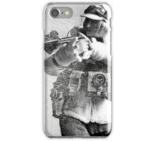 Milana Winter gear iPhone Case/Skin