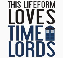 LOVES TIME LORDS by ABRAHAMSAPI3N