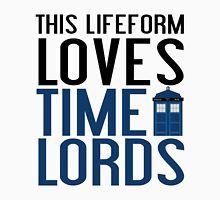 LOVES TIME LORDS Unisex T-Shirt