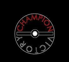 Pokemon Champion by TailsP