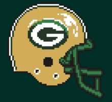Tecmo Bowl Packers by Conrad B. Hart