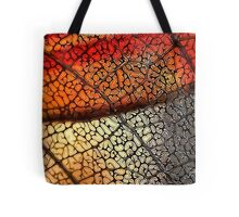 Prints in the Dust Tote Bag