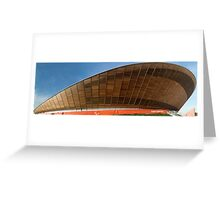 Velodrome  at the Olympic Park, Stratford Greeting Card