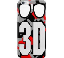 Team 3D Dudley boys iPhone Case/Skin