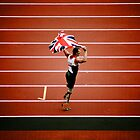 London 2012 Paralympics Richard Whitehead by iMattDesign