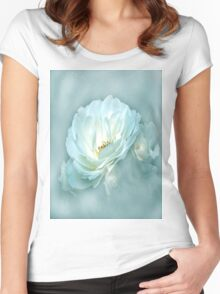 Beauty in the Mist Women's Fitted Scoop T-Shirt