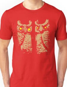Twin Owls T-Shirt