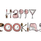 Happy Cooking! by Mariya Olshevska