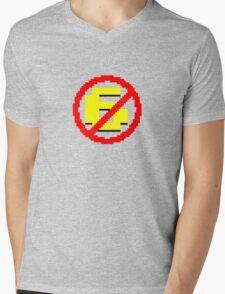 Anti-Sixer Pride Mens V-Neck T-Shirt