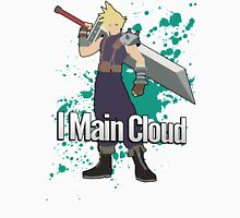 I Main Cloud - Super Smash Bros Unisex T-Shirt