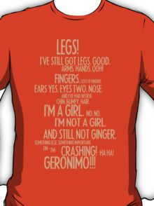 GERONIMO!!! T-Shirt