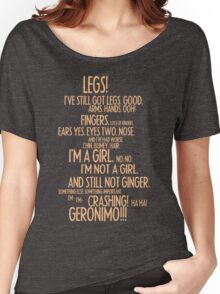 GERONIMO!!! Women's Relaxed Fit T-Shirt