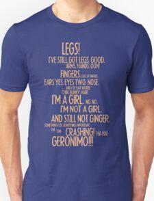 GERONIMO!!! T-Shirt