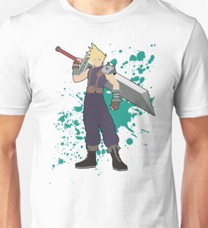 Cloud - Super Smash Bros Unisex T-Shirt