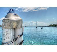Eastern Nassau, The Bahamas Photographic Print