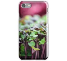 Colorful Sprouts iPhone Case/Skin