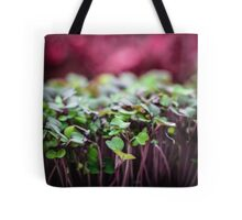 Colorful Sprouts Tote Bag