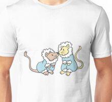 Eskimo Kiss Gerbils Unisex T-Shirt
