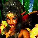 Fantasy Fairy  by Junior Mclean