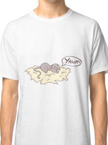 Yawning Gerbil  Classic T-Shirt