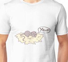 Yawning Gerbil  Unisex T-Shirt