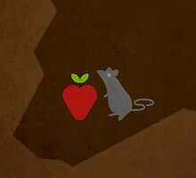 The Little Mouse, the Red Ripe Strawberry and the Big Hungry Bear by bookroo