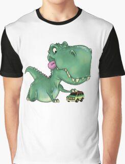Playful Rex Graphic T-Shirt