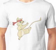 Martial Arts Gerbil  Unisex T-Shirt
