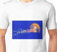Sea Nettles Jellyfish (Chrysaora fuscescens) Unisex T-Shirt