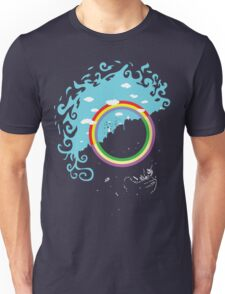Somewhere under then rainbow Unisex T-Shirt