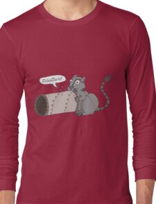 RoboGerbil  Long Sleeve T-Shirt
