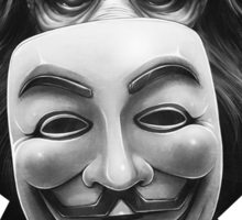 Anonymous I. Sticker