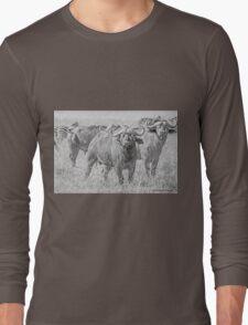 Cape Buffalos Long Sleeve T-Shirt
