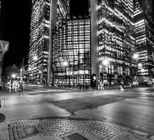 Night Dreams - Financial District by Jeff Smith
