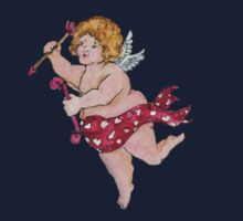 Cupid Exceeds his Maximum Gross Takeoff Weight One Piece - Short Sleeve