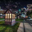 Toronto Railway Museum by Jeff Smith