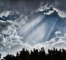 Sunlight and clouds by Matt Suess