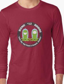 Vote Kang - Kodos '12 Long Sleeve T-Shirt