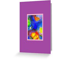 JWFrench Collection Marbled Card 65 Greeting Card