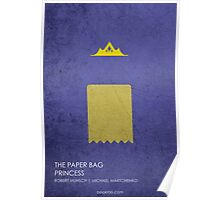 The Paper Bag Princess Poster