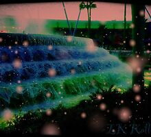 Fountain Fantasy by LKELLEY