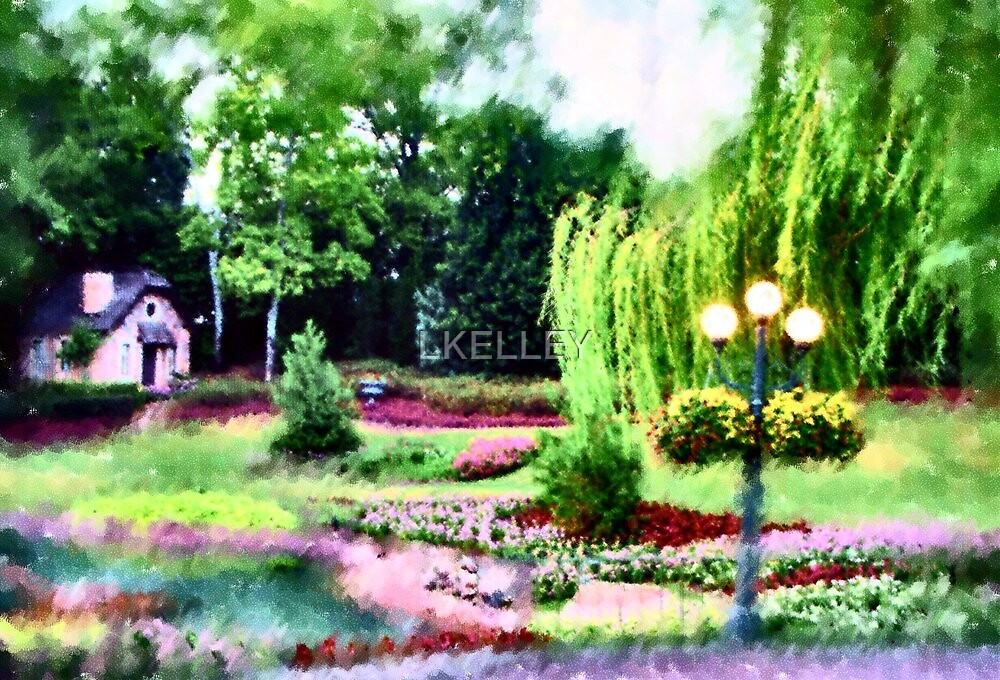 Canada Garden by LKELLEY
