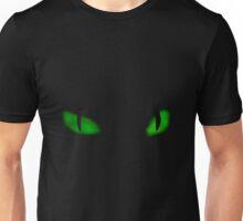 Glowing Eyes Unisex T-Shirt