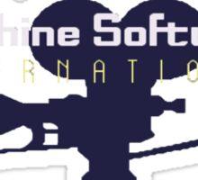 Delphine Software International Sticker