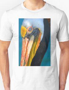 Brown Pelican Unisex T-Shirt